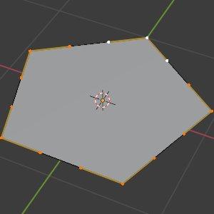 Polygon - 5 Ecken