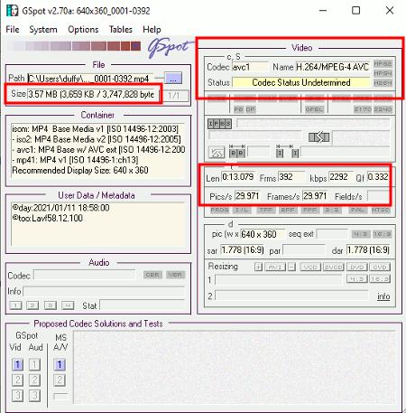 gSpot - Informationen